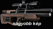 Calibr Gun cricket pcp légpuska